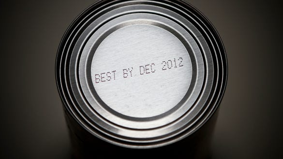 Can Expiration Date
