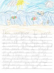 Ruby Utley, Grade 2 Holy Redeemer