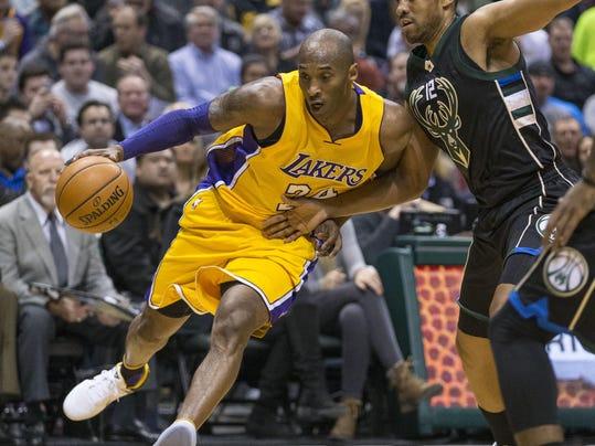 Kobe Bryant, Jabari Parker