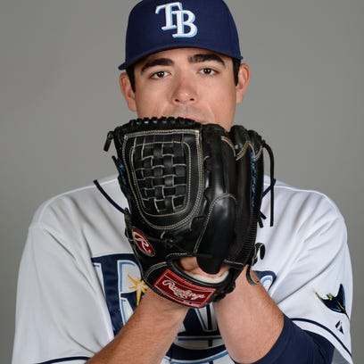 Tampa Bay Rays pitcher hopes to return to the mound