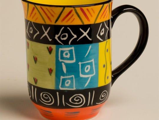 Mug from Africa