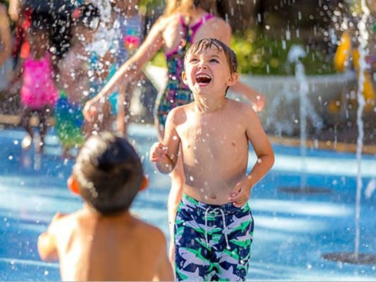 Summer Splash Tempe Marketplace