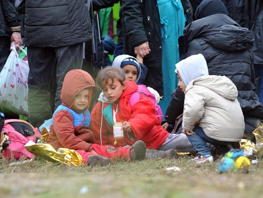 CROATIA-SERBIA-HUNGARY-REFUGEES-MIGRANTS
