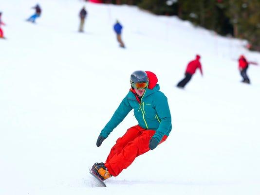 Ski Season-Colorado