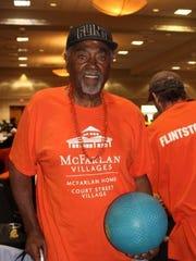 Roosevelt Mitchner of the McFarland Villages community