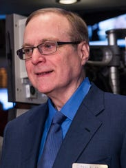 According to reports, Billionaire Paul Allen will give
