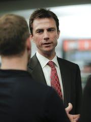 Jeff Flynn, Wilmington's director of economic development