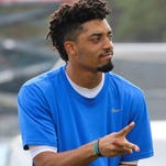 Returning QB Johnson 'ahead of the game' for UK