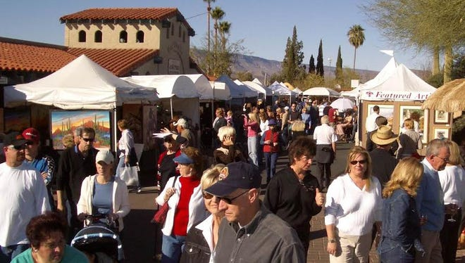 Carefree Art and Wine Festival