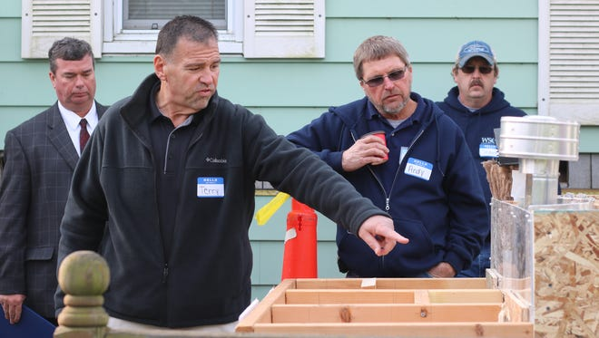 The Great Lakes Community Action Partnership has help available for weatherizing homes for winter.