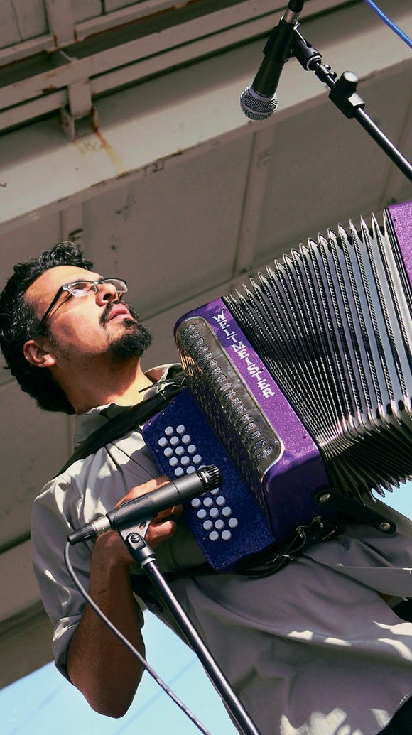 Longtime El Paso musician Kiko Rodriguez is set to