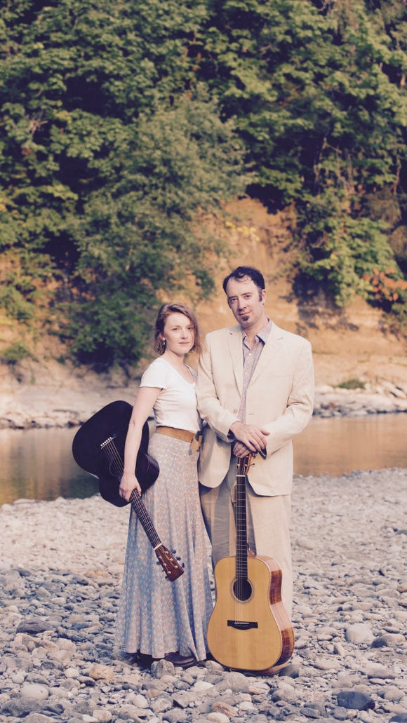 "Trevor & Sylvie have released their debut CD, ""Time Is Free."""