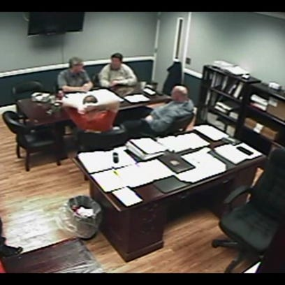 Grant Co. officials caught on tape