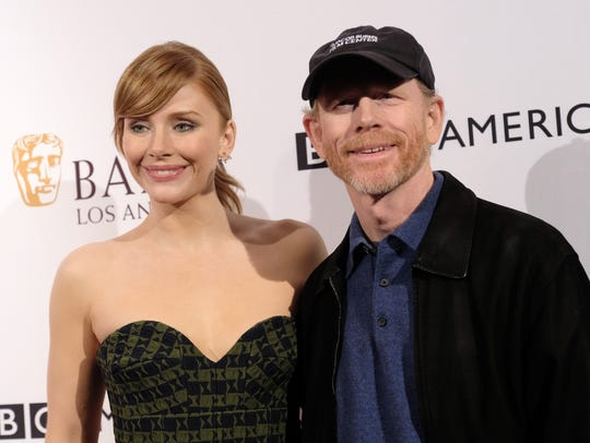 Bryce Dallas Howard shadowed her father, director Ron