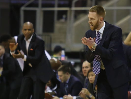 Brett Burchard named Northern Arizona Suns coach