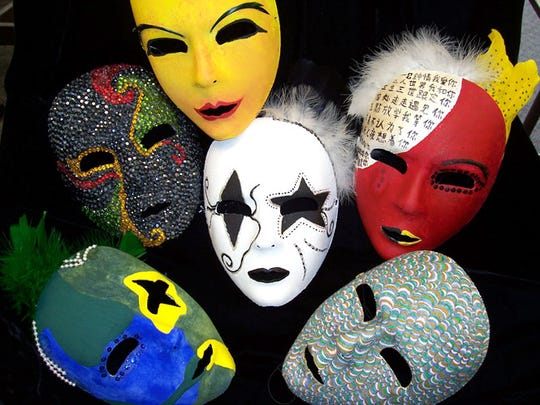A masquerade ball is scheduled for Saturday night at Heritage Hills Resort.