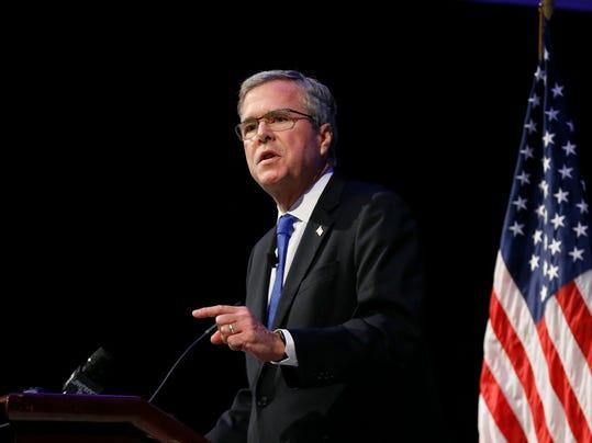 AP GOP 2016 BUSH A ELN USA MI