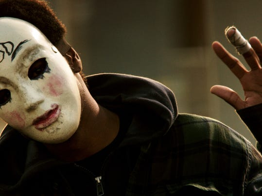 Film Review The Purge Anarchy