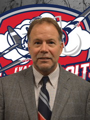 Evansville Thunderbolts coach Jeff Pyle