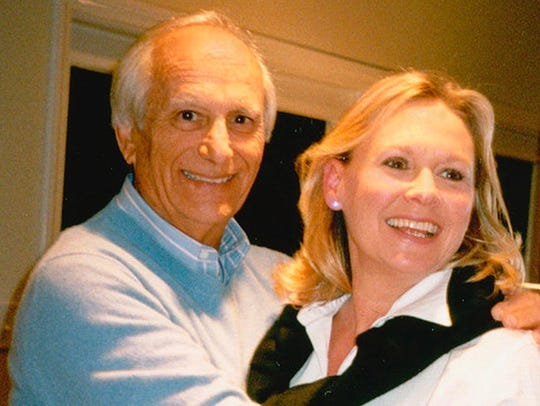 Jay Sandrich and his wife, Linda.