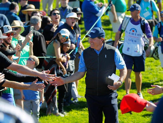Phil Mickelson is doubtful to play in Detroit's new PGA Tour tournament.