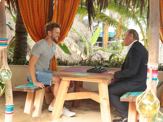 Nick Viall looked at rings with Neil Lane on 'Bachelor in Paradise.'