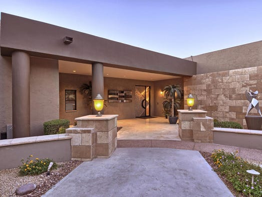 Jazz musician home for sale