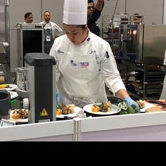 Young local chef awarded at international culinary challenge