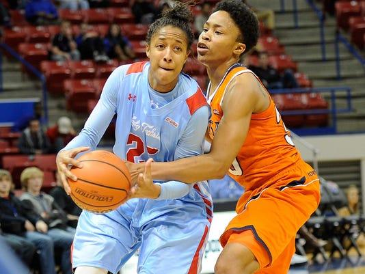 Lady Techster Basketball vs UTSA