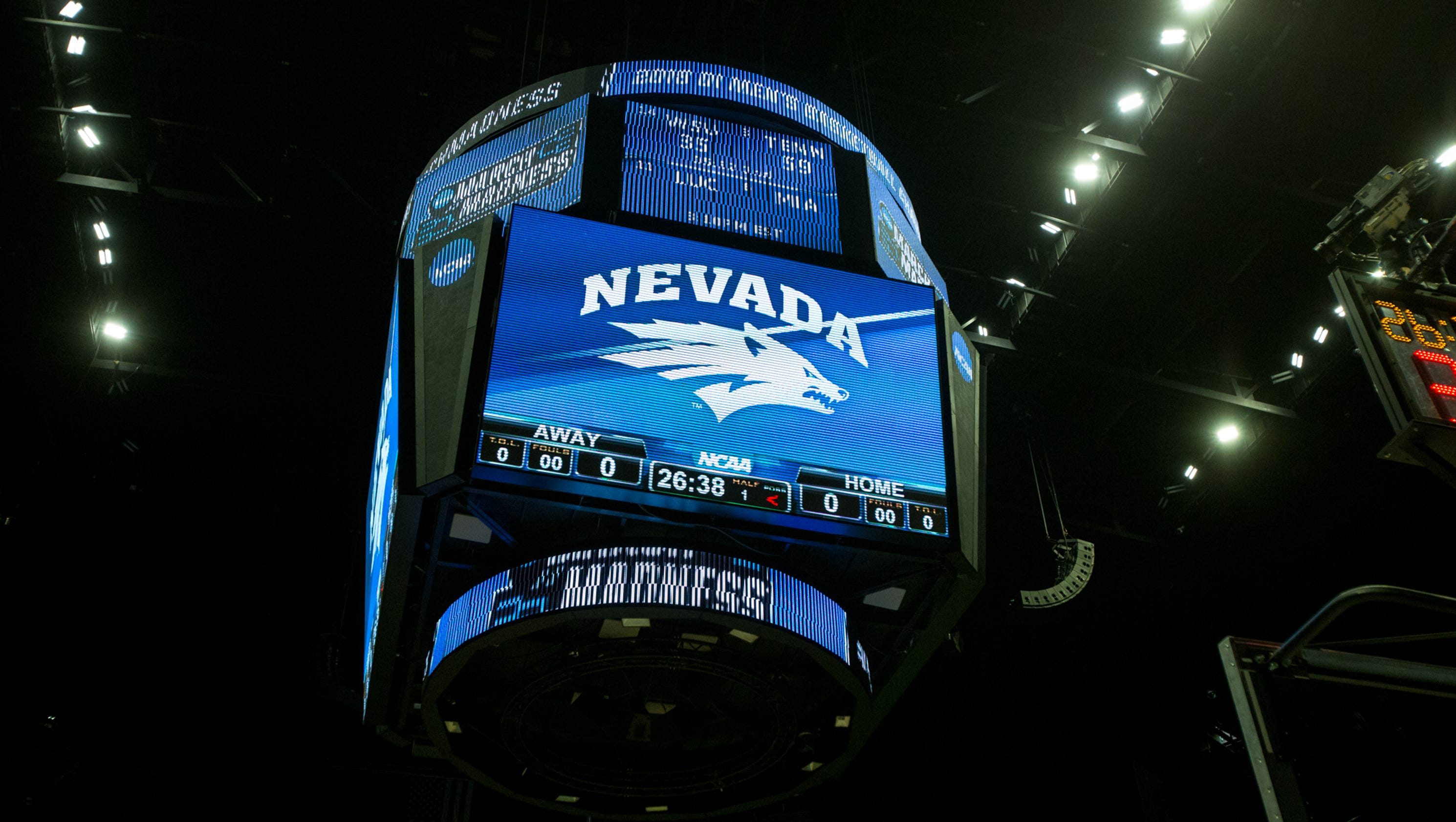 Nevada-Texas: Live updates from the NCAA Tournament