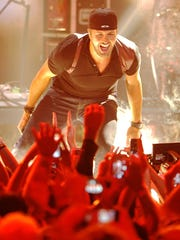 Luke Bryan is the reigning CMA and ACM entertainer
