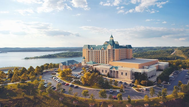 Chateau on the Lake Resort, Spa & Convention Center