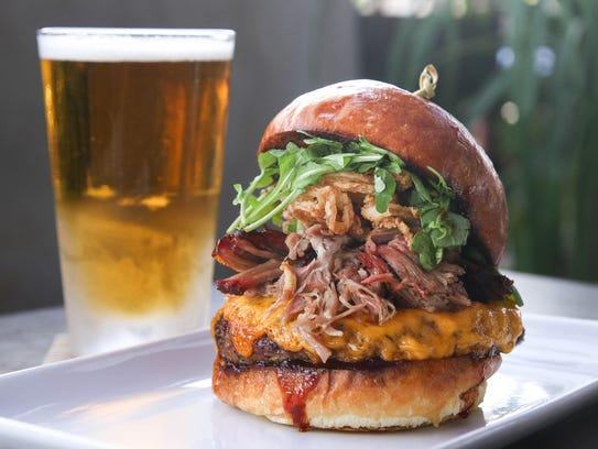 The Tavern Burger at Liberty Station American Tavern