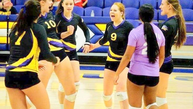 The WNMU volleyball team will enter the Lonestar Conference for the first time this year. The Lady Mustangs have their first conference match Sept. 16.