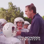 A campaign ad for Minnesota GOP Senate candidate Mike McFadden.