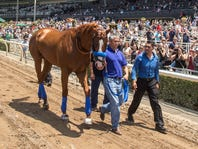 Monmouth Park: Inactivity by Triple Crown winner Justify puts Haskell in doubt