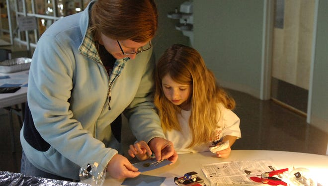 Nature Tots Story Time and Science Saturday return to River Bend Nature Center Jan. 28.