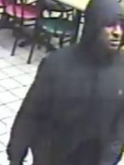 Police are searching for subjects from a January Troy Highway robbery.