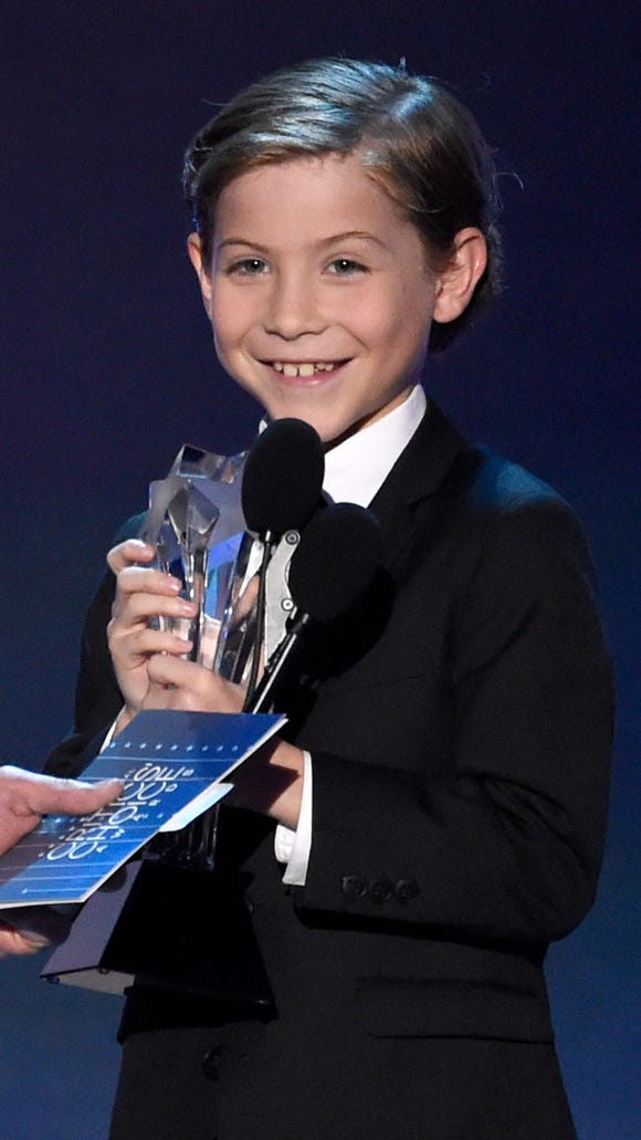 Jacob Tremblay has a special place for this.
