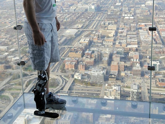 AP Bionic Stair Walker