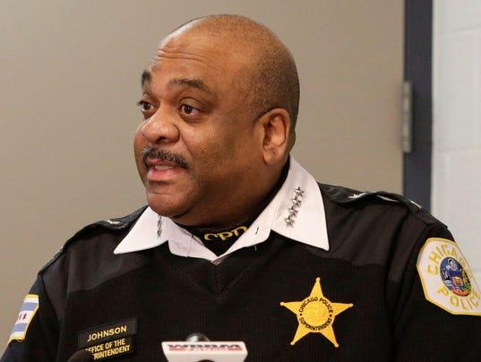 AP CHICAGO POLICE A FILE USA IL