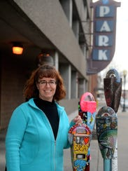 Joan Redeen of the Great Falls Business Improvement District