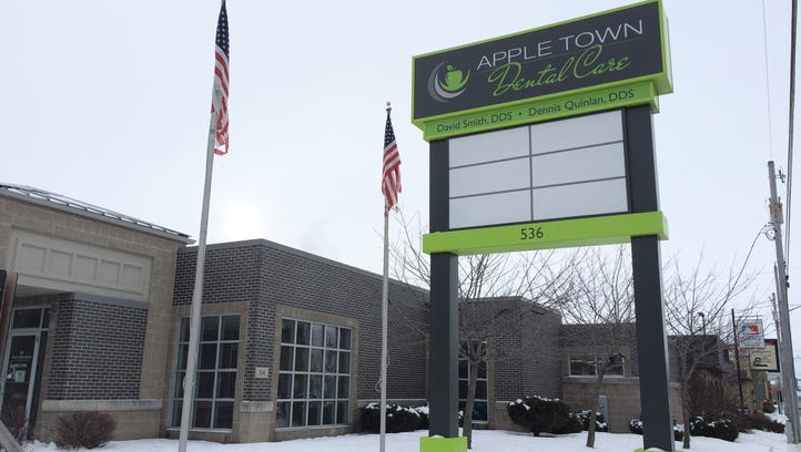 Apple Town Dental Care moved to 536 N. Richmond St. in Appleton.