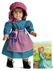 American Girl doll Kirsten Larson