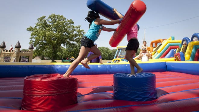HartFest returns to Hart Park in Wauwatosa Friday and Saturday.