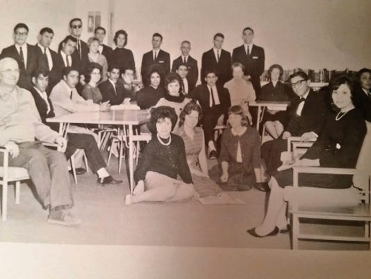 The Carrizozo Grizzly's class of 1965 will celebrate their 50th reunion this year.