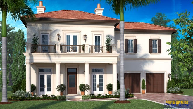 Borelli Construction has unveiled its next model in Hemingway Place.
