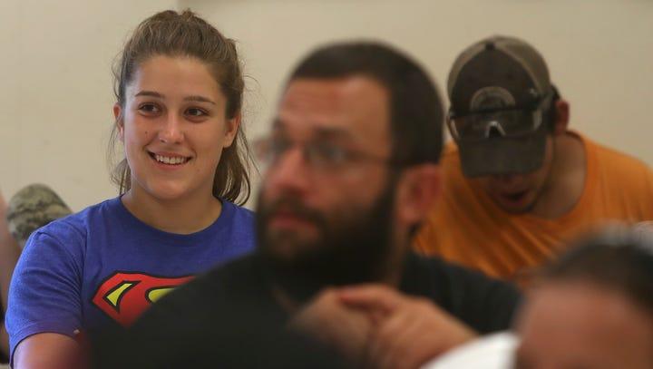 STEP-UP program serves students with criminal backgrounds