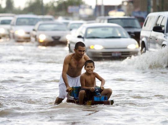 Mesa flood 125999