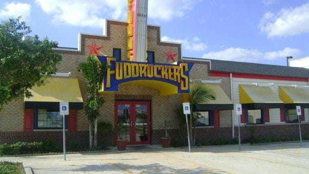 Although Luby's and Fuddruckers corporate restaurants are liquidating, many Fuddruckers are staying open. That includes Lubbock and Amarillo, which are franchise restaurants.